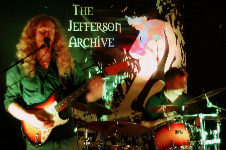 The Jefferson Archive