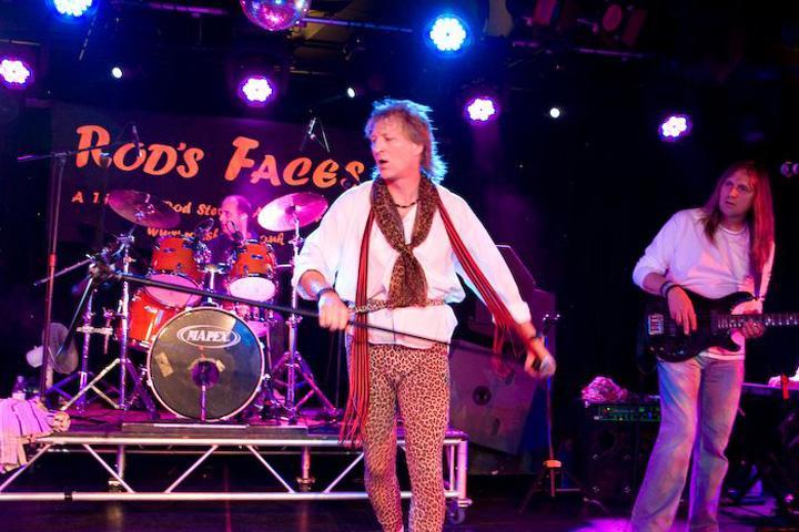 Rod's Faces