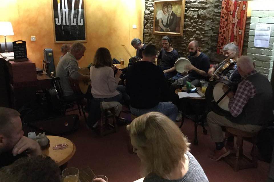 Irish Music Night at The Bay Horse Inn