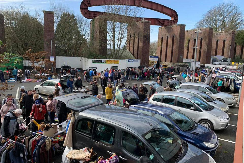 Stuart Road Car Boot Sale