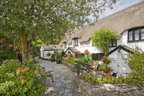 The Cott Inn, Dartington
