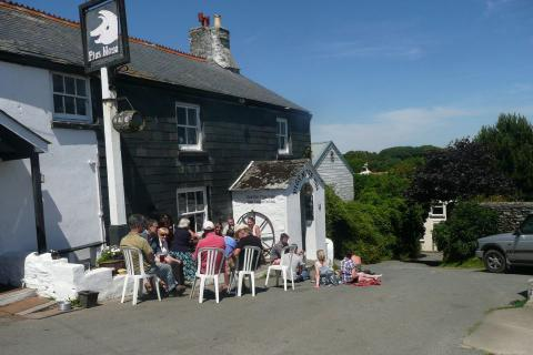 Pigs Nose Inn, East Prawle