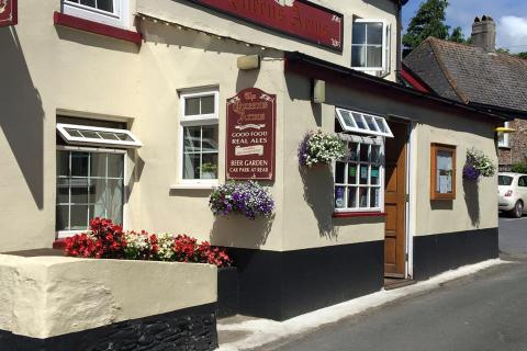 Queens Arms, Slapton