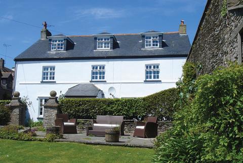 Strete Barton House