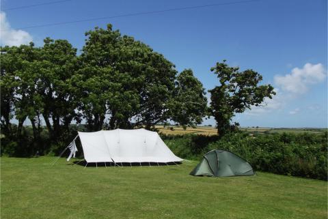 Parkland Caravan & Camping site, Kingsbridge