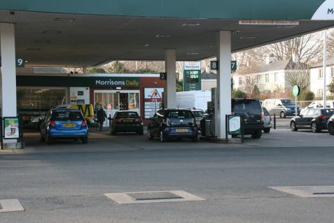 Morrisons Garage, Totnes
