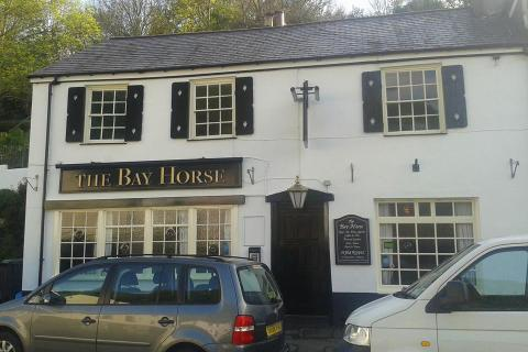 The Bay Horse Inn, Ashburton