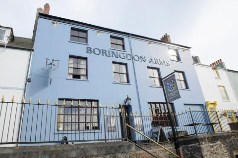 Boringdon Arms, Turnchapel, Plymouth
