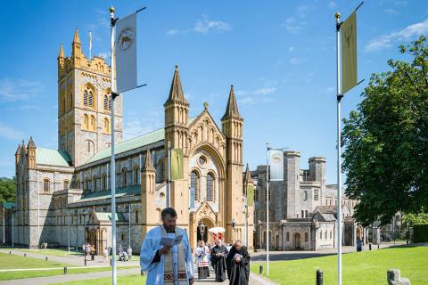 Buckfast Abbey, Buckfastleigh