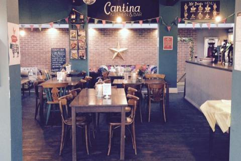 Cantina Kitchen & Bar, Paignton