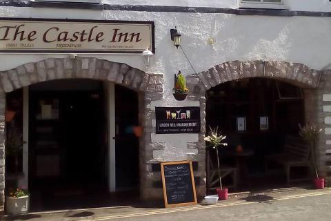 The Castle Inn, Stoke Gabriel