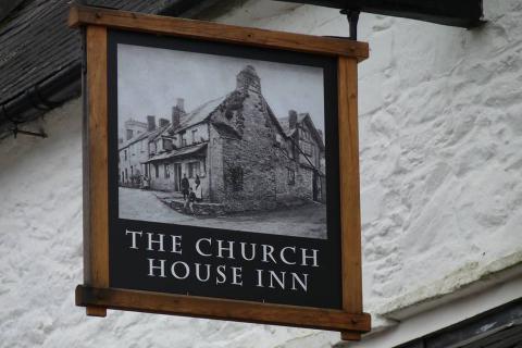 Church House Inn, Stoke Gabriel, Totnes