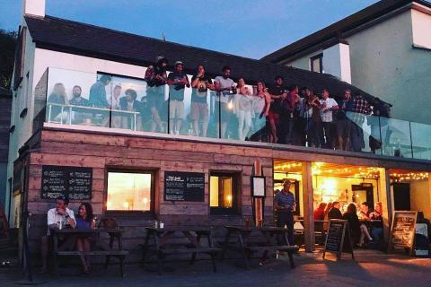 The Cove Café Bar, Hope Cove