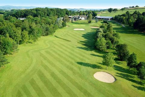 Dainton Park Golf Club