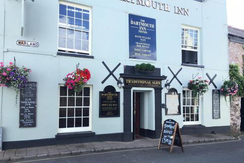 The Dartmouth Inn, Totnes