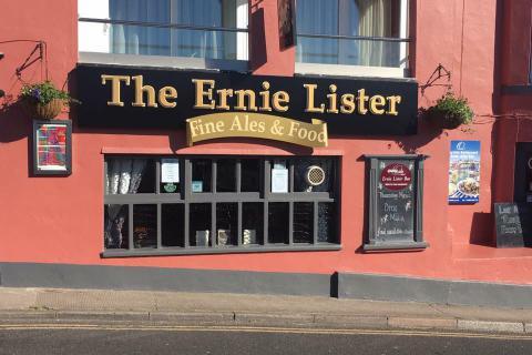 The Ernie Lister, Brixham