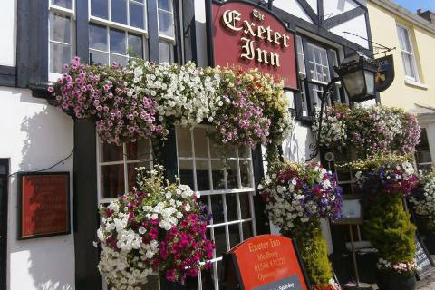 The Exeter Inn, Modbury