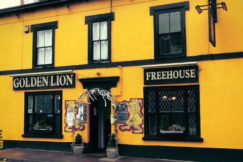 The Golden Lion, Brixham