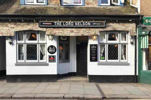 The Lord Nelson, Totnes