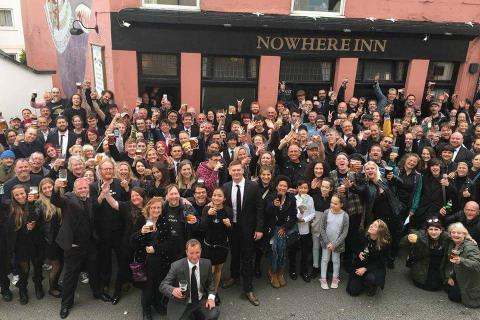 Nowhere Inn, Plymouth
