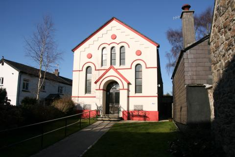 South Brent Methodist Church
