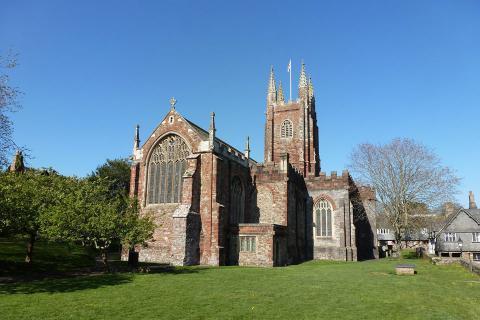 St Mary's, Totnes