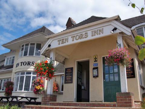 Ten Tors Inn, Kingsteignton