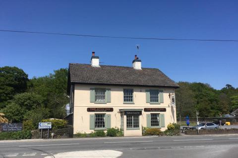 The Avon Inn, Avonwick, South Brent