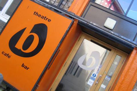 The B-bar, Barbican Theatre, Plymouth