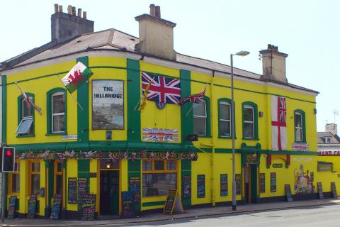 The Millbridge Inn, Plymouth
