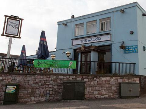 The Walrus, Plymouth