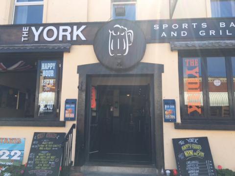 The York, Torquay