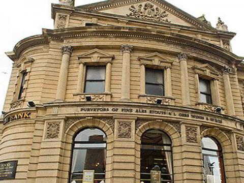 The Bank, Old George Street, Plymouth