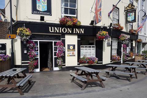 The Union Inn, Newton Abbot
