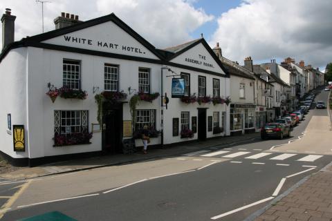 The White Hart Hotel Modbury