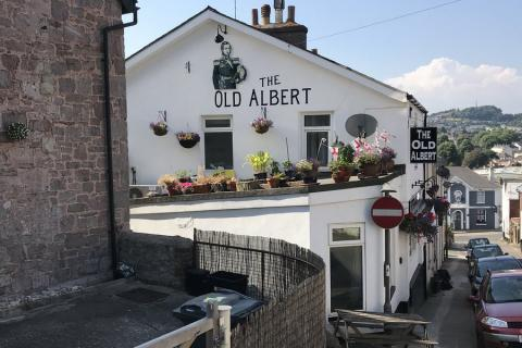 The Old Albert