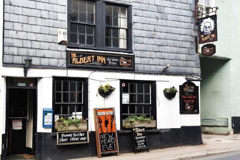 The Albert Inn