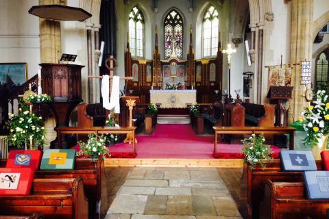 All Saints Church, Brixham
