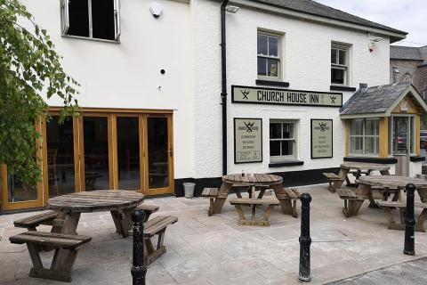 Church House Inn, Stokenham