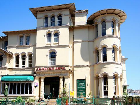 Cavendish Hotel, Torquay