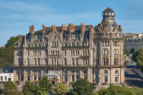 The Duke of Cornwall Hotel, Plymouth