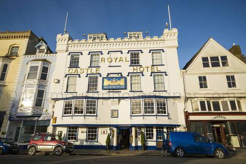 Royal Castle Hotel, Dartmouth