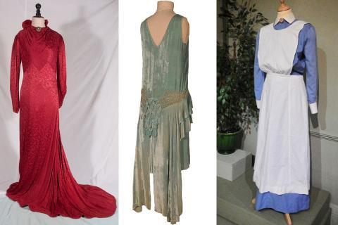 The Jazz Age, Female Fashion 1925-35