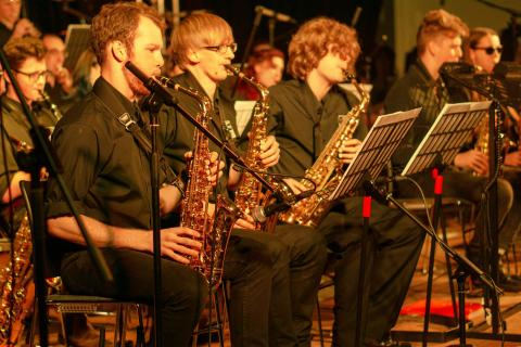 University of Plymouth Big Band