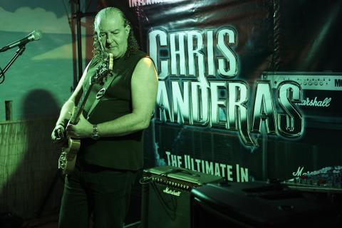 Chris Banderas