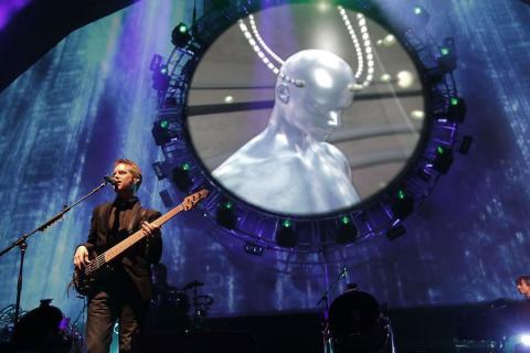 Brit Floyd tribute band