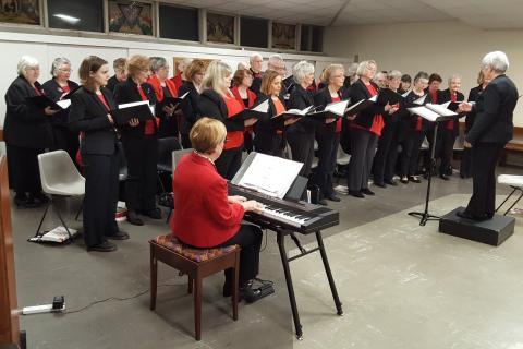 Sir Joshua Reynolds Choir